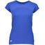 Mons Royale W's Bella Tech Geo T-Shirt Blue Dot